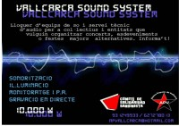Vallcarca sound